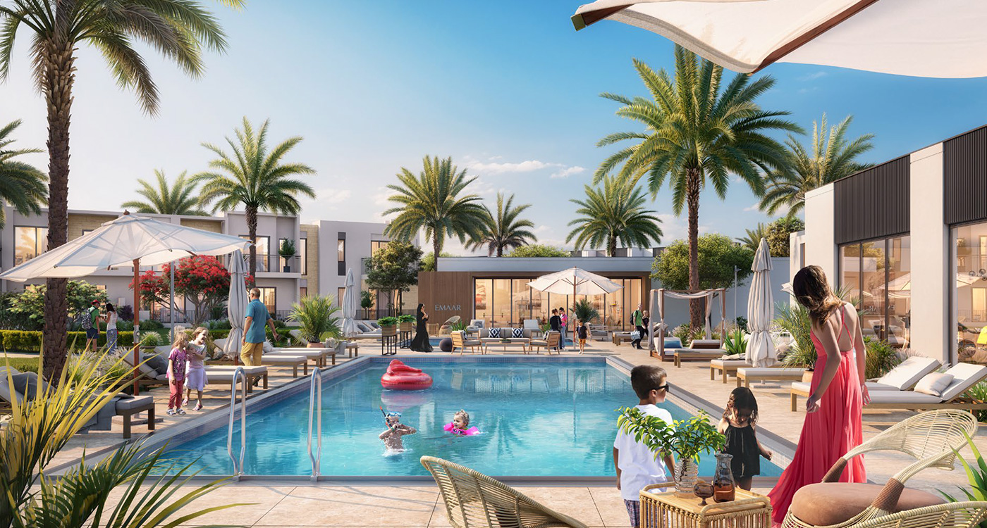Expo Golf Villas Phase 5 at Emaar South amenities